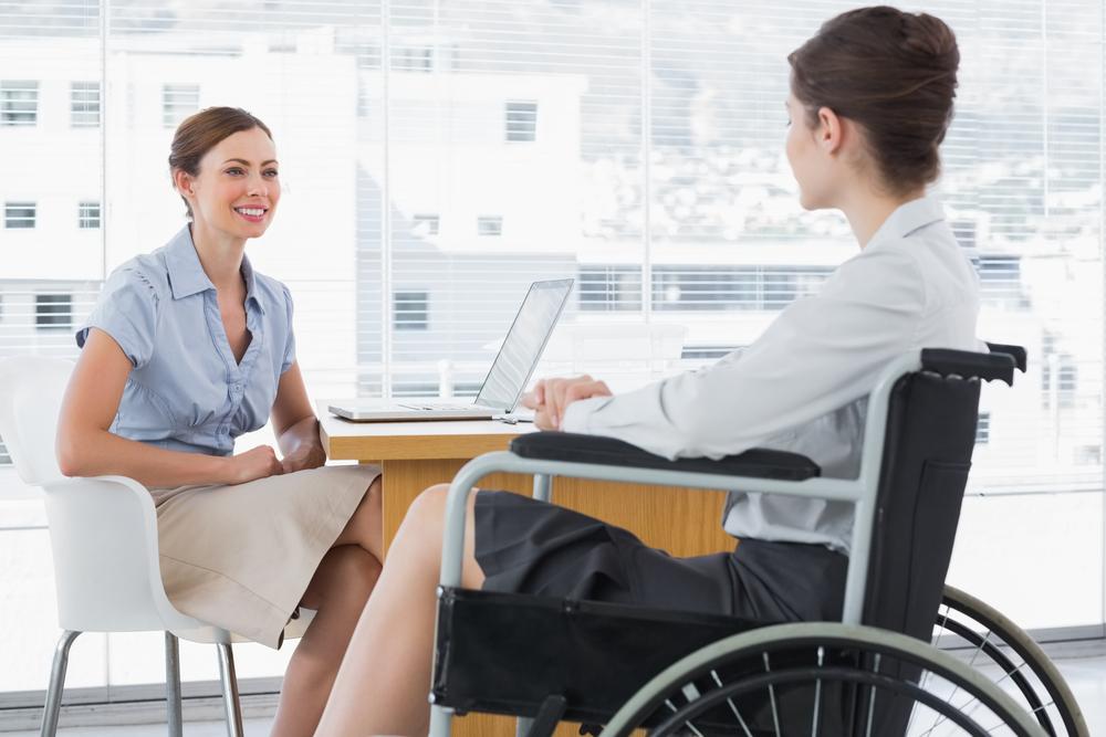 Menschen mit einer Behinderung stehen nicht auf Mitleid, sondern auf Manieren