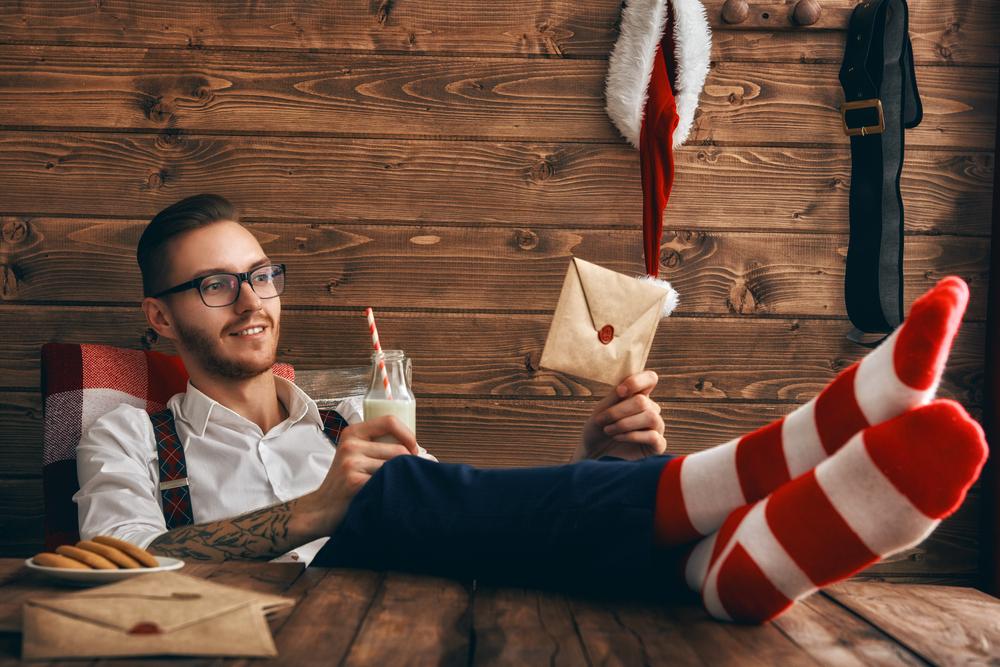 Knigge Weihnachtspost: So agieren Sie souverän