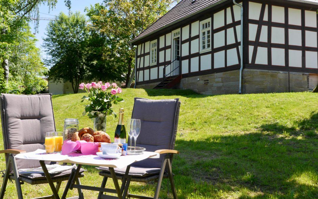 Urlaub im historischen Schäferhaus