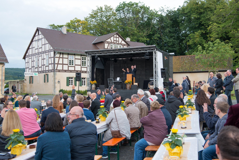 1.000 Besucher beim Eröffnungsfest