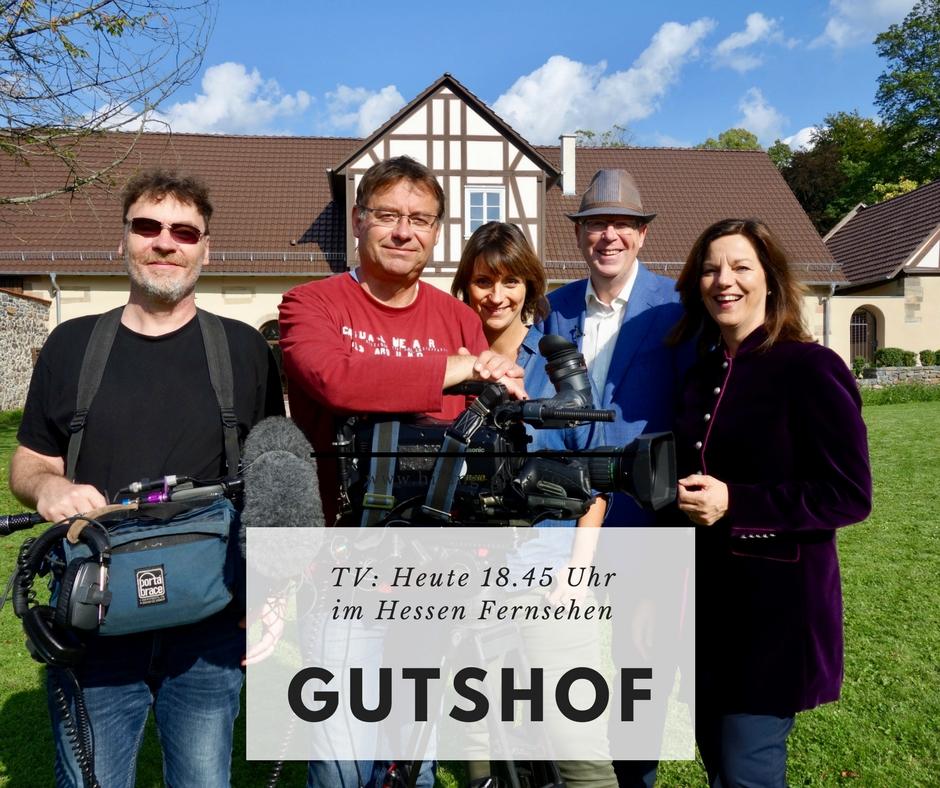 TV-Tipp: Gutshof Akademie im HR Fernsehen