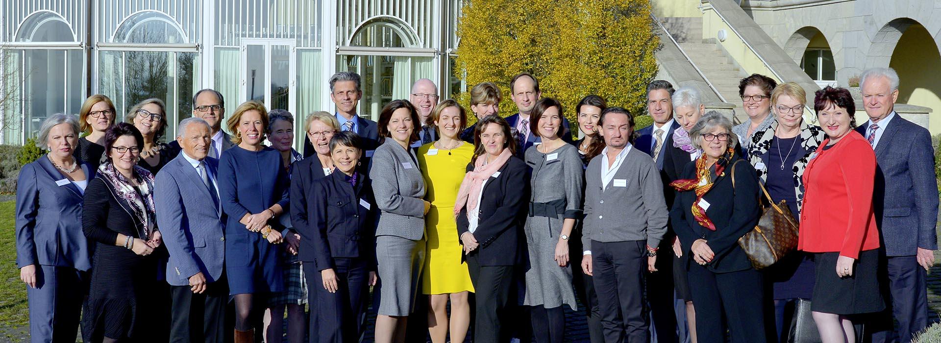 Einladung zum Gipfeltreffen des Deutschen Knigge-Rats