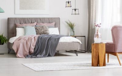 Das Schlafzimmer – einen Zufluchtsort schaffen