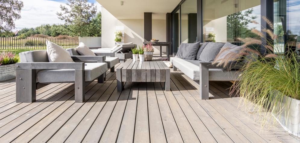 Terrassengestaltung – Tipps und Ideen zum erweiterten Wohnraum