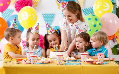 So überleben Sie als Gastgeber jede Kindergeburtstagsparty