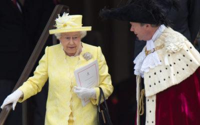 Knigge Ausbildung: Die Queen plädiert für mehr Respekt