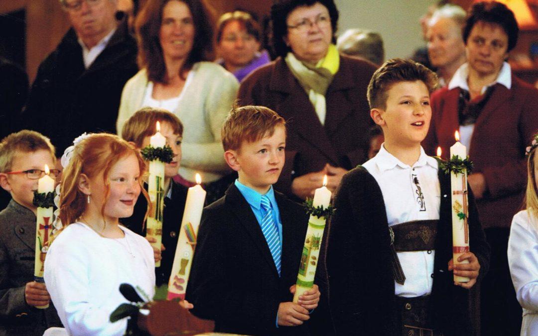 Knigge Erstkommunion – Firmung – Konfirmation – Das erste großes Fest als Gastgeber