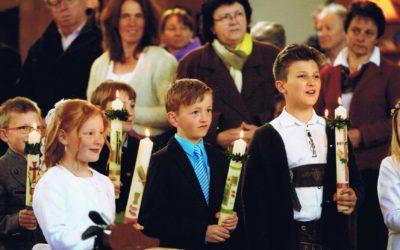 Erstkommunion – Firmung – Konfirmation – Jugendweihe – Mein erstes großes Fest als Gastgeber