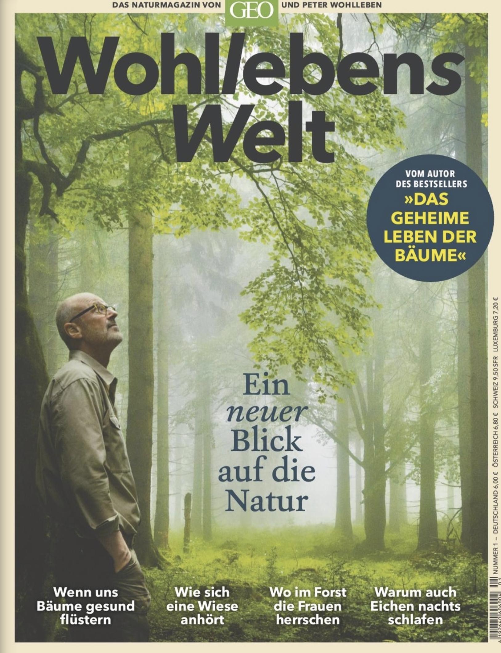 Waldbaden Peter Wohlleben