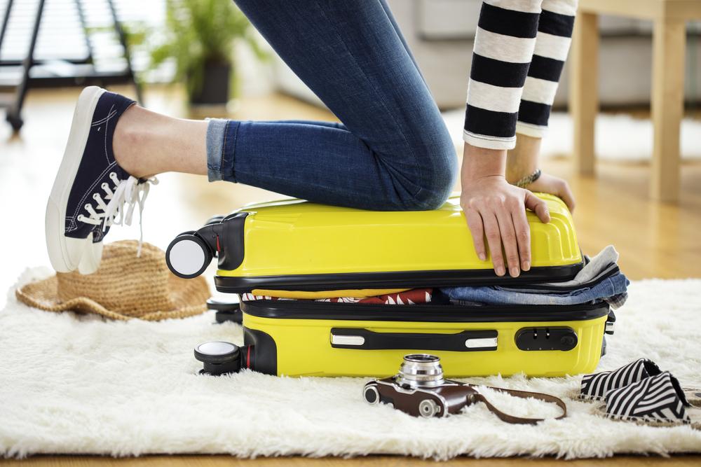 Koffer-Packen als Management Aufgabe