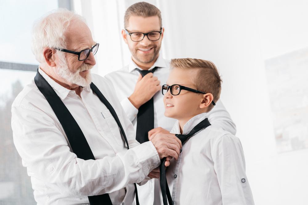Die Krawatte – hochgeschätzt oder mega out?