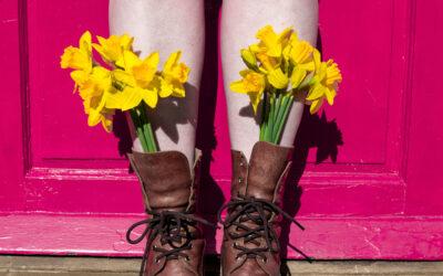 Frischekick in den Frühling