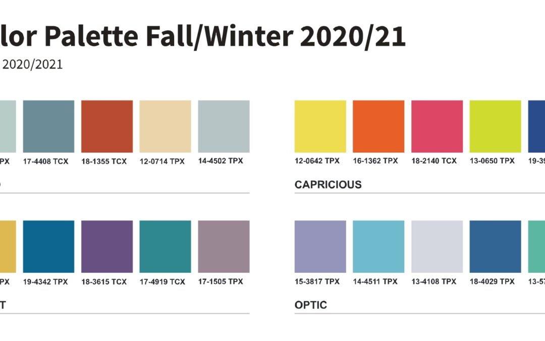 Herbst Wintermode 2021/21