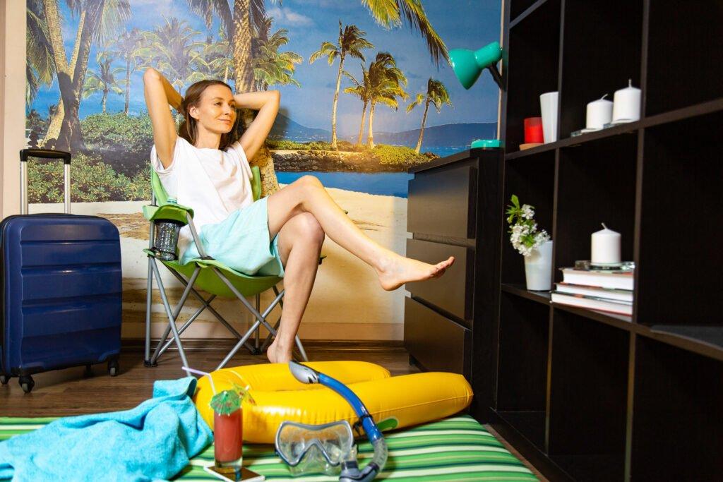 Tapetenwechsel - den Urlaub in Corona-Zeiten nach Hause holen