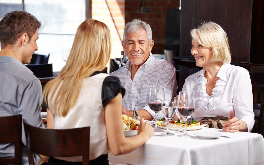 Neue Tischkultur: Endlich wieder essen gehen